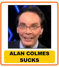 Alan Colmes Sucks