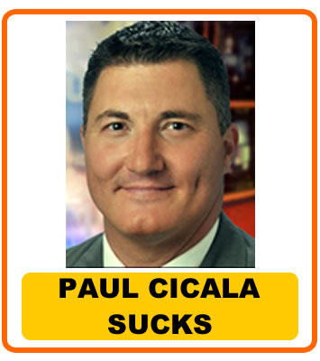 Paul Cicala Sucks
